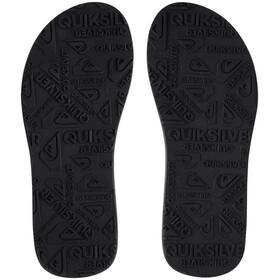 Quiksilver Island Oasis - Sandales Homme - gris/noir